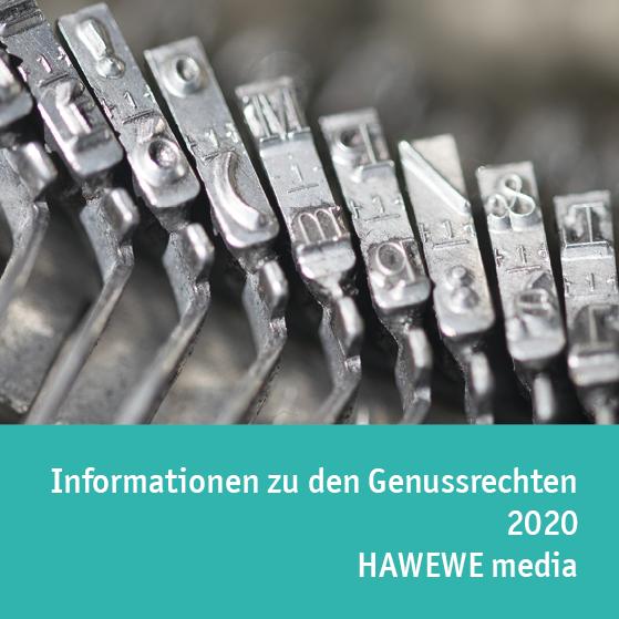 Informationen zu den Genussrechten